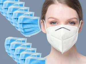 Schutzmasken und andere PSA